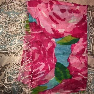EUC/GUC Lilly Pulitzer HPFI Murfee scarf